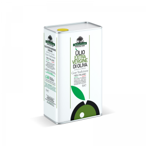 Lattina olio 1lt